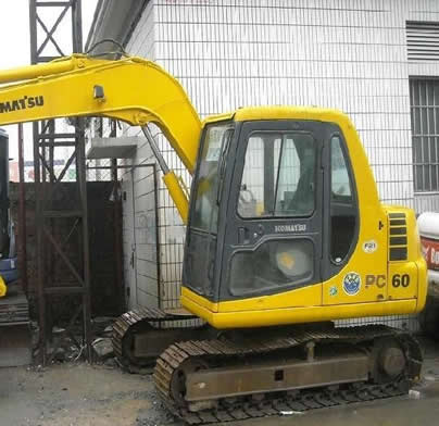 挖掘机动作憋机