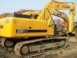 挖掘机工作响声