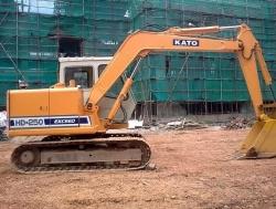加藤挖掘机维修